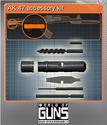 World of Guns Gun Disassembly Foil 10