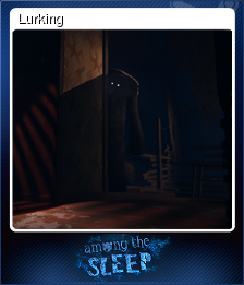 Among the Sleep Card 4