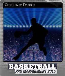 Basketball Pro Management 2015 Foil 7