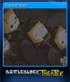 BattleBlock Theater Card 7