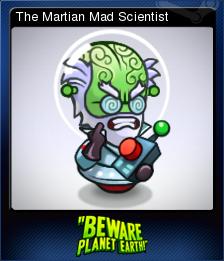 Beware Planet Earth Card 5