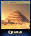 Deadfall Adventures Card 07
