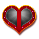 Dungeon Hearts Badge 3