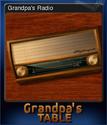 Grandpa's Table Card 01