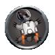 Gravity Badgers Badge 3