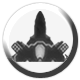 Gun Metal Badge 5