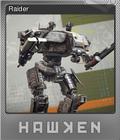 HAWKEN Foil 5