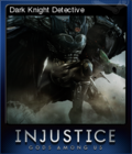 Injustice Gods Among Us Card 1