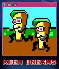 Keen Dreams Card 5