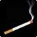 Murdered Soul Suspect Emoticon cigarette