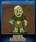 Paper Dungeons Card 1