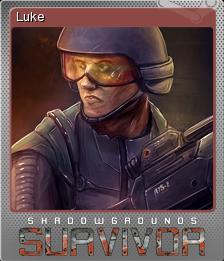 Shadowgrounds Survivor Foil 3