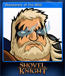 Shovel Knight Card 7