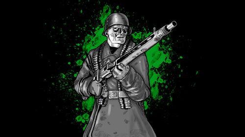 Sniper Elite Nazi Zombie Army Artwork 7