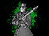 Sniper Elite: Nazi Zombie Army - Zombie Gunner