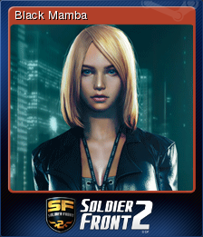 Soldier Front 2 Card 4