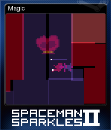 Spaceman Sparkles 2 Card 2