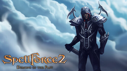 SpellForce 2 - Demons of the Past Artwork 2