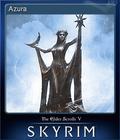 The Elder Scrolls V Skyrim Card 1
