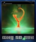 Why So Evil Card 2
