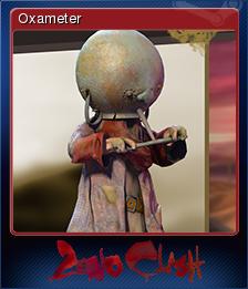 Zeno Clash Card 7