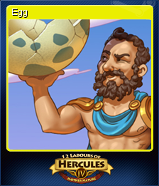 12 Labours of Hercules IV Mother Nature Card 1