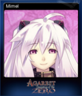 Agarest Generations of War Zero Card 3