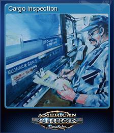 American Truck Simulator Card 7