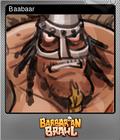 Barbarian Brawl Foil 1