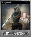 Blade Symphony Foil 9