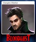 BloodLust Shadowhunter Card 2