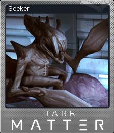 Dark Matter Foil 4