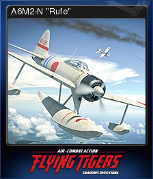 FLYING TIGERS SHADOWS OVER CHINA Card 5