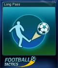 Football Tactics Card 06