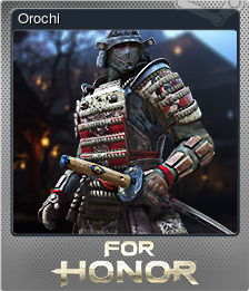 For Honor Foil 05