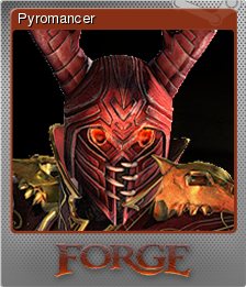 Forge Foil 3