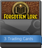 Forgotten Lore Booster Pack