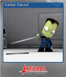 Kerbal Space Program Foil 7