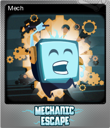Mechanic Escape Card 01 Foil