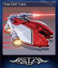 Metal Drift Card 2