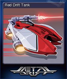 Metal Drift Card 2