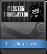 Missing Translation Booster Pack