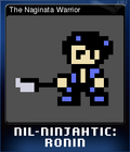 Nil-Ninjahtic Ronin Card 4