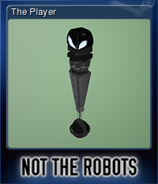 Not The Robots Card 1