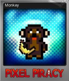 Pixel Piracy Foil 7