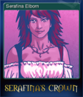 Serafina's Crown Card 7