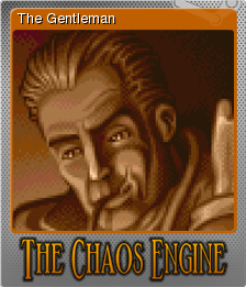 The Chaos Engine Foil 2