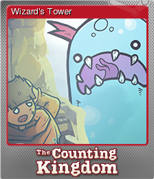 The Counting Kingdom Foil 05