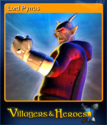 Villagers and Heroes Card 07