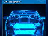 Wallpaper Engine - Car Blueprints